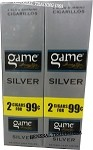 Game SILVER 60 CIGARILLOS
