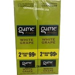 Game WHITE GRAPE 60 CIGARILLOS