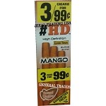 HD High Definition Mango 45 Cigarillos