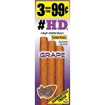 HD High Definition Grape 45 Cigarillos