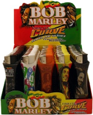 Lighters - 50 BOB MARLEY LIGHTERS