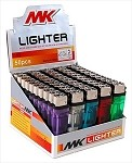 Lighters - MK Lighters - One Tray 50 Lighters