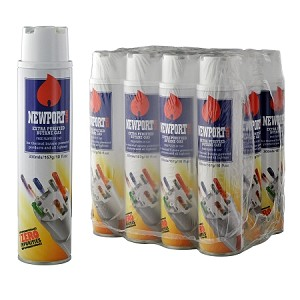 Lighters - Newport Butane 300ML Extra Purified 167g/ 10fl.oz