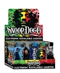 Lighters - SNOOP DOGG LIGHTERS 50 COUNT