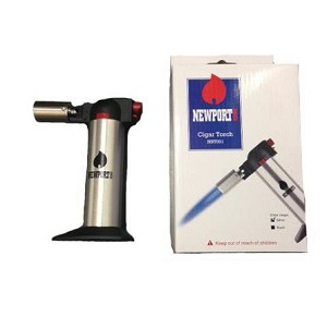 "Lighters - NEWPORT JUMBO 10"" TORCH LIGHTER"