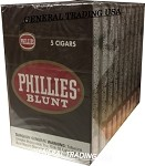 Phillies Blunt Chocolate Pack 50 Cigars