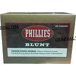 PHILLIES BLUNT CHOCOLATE CIGARS 50 COUNT BOX