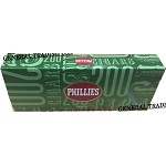 PHILLIES FILTERED CIGAR MENTHOL 10-20 PACK 200 CIGARS