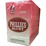 Phillies Blunt Strawberry Pack 50 Cigars