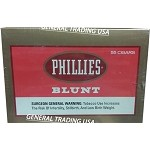 PHILLIES BLUNT STRAWBERRY CIGARS 50 COUNT BOX