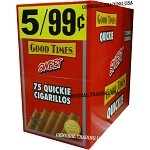 Good Times Quickie Sweet 75 Cigarillos