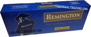 Remington Blueberry Filtered Cigars