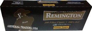 Remington Rum Filtered Cigars