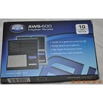 Scale AWS 600 Digital Scale (0.1g) Accuracy
