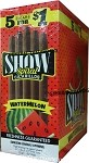 Show Spiral WATERMELON Cigarillos 75 CT