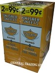 Swisher Sweets MANGO Cigarillos 60 CIGARS
