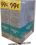 Swisher Sweets TROPICAL ICE Cigarillos 60 CIGARS
