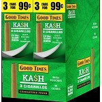 GOOD TIMES KA$H CIGARILLOS 90 CIGARS