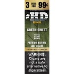 HD High Definition Green Sweet 45 Cigarillos