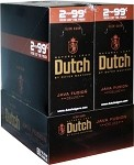 Dutch Masters Cigarillos Java Fusion Deluxe 60 Count $20.99