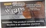 Sweet Woods Unsweet Wraps 50 count