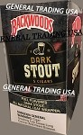 BACKWOODS DARK STOUT 40 CIGARS