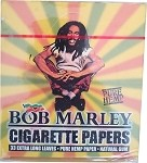 Bob Marley Extra Long Hemp Cigarette Papers 50 count