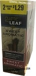 GAME LEAF SWEET AROMATIC 30 CIGARILLOS