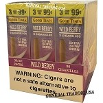 GOOD TIMES WILD BERRY 90 CIGARS