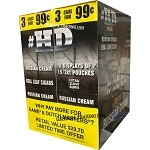 HD HIGH DEFINITION RUSSIAN CREAM 90 CIGARILLOS