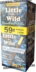 LITTLE & WILD PT BLUEBERRY 25 CIGARS