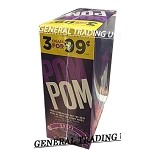 POM POM GRAPE CIGARILLOS 45 CIGARS