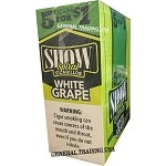 SHOW SPIRAL WHITE GRAPE CIGARILLOS 75 CT