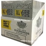 Swisher Sweets Diamond Cigarillos Buy 1 Get 1 5 Pack 100 Cigars