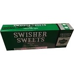 SWISHER SWEETS MENTHOL FILTERED LITTLE CIGARS