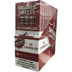 Swisher Sweets Tip Cigarillos 5 Pack 50 Cigars