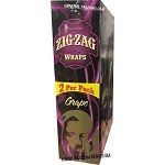 ZIG ZAG GRAPE PREMIUM WRAP 25 PACK