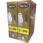 WHITE OWL CIGARILLOS HONEY 15 - 2'S 30 CIGARILLOS