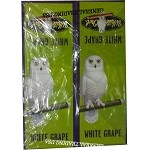 White Owl Cigarillos WHITE GRAPE 2 for 99 60 Count